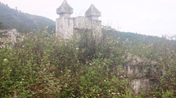 Chuyện ngôi mộ linh thiêng thờ mẫu khuyển ở Phú Thọ