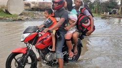 Đại di cư khỏi Tacloban