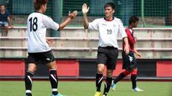 Công Vinh khơi mào cho trận đại thắng của Sapporo