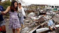 Hậu siêu bão ở Philippines: Hết đàn ông, làng còn toàn góa phụ