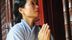 Phật tử nức nở tại Lễ cầu siêu anh linh Tướng Giáp