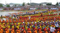 Ngày hội của đồng bào Khmer Nam Bộ