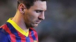 Messi buồn và tức giận vô cùng
