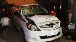 Khởi tố tài xế lái taxi vượt đường ray bị tàu đâm khiến 9 người thương vong