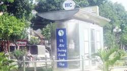 """Vụ 14 nhà vệ sinh trị giá 15 tỷ đồng ở Hà Nội: """"Mới chỉ là khái toán"""""""