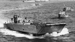 Việt Nam cải tiến thành công tàu đổ bộ Mỹ