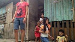 Câu chuyện ảnh về lời khẩn cầu từ một phụ nữ Việt ở Cebu