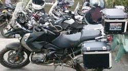 """TP.HCM: Chặn bắt dàn môtô """"khủng"""" nước ngoài """"làm loạn"""" đường cấm"""