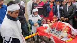 Vụ cháy ở khu Zone 9, Hà Nội: Tang trắng phủ quê nghèo