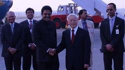 Thúc đẩy hợp tác Việt Nam - Ấn Độ về nhiều mặt