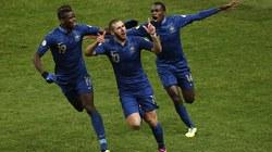 Bồ Đào Nha giành vé, Pháp lách qua khe cửa hẹp