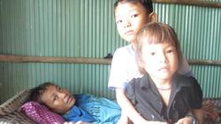 Trao quà tới gia đình  khó khăn ở Cà Mau