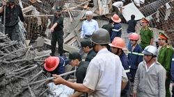 Phú Yên: Khởi tố 3 đối tượng vụ sập hội trường huyện Đông Hòa