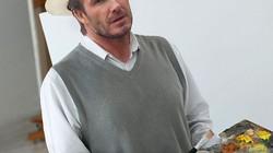 Beckham thành họa sĩ hụt như thế nào?