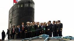 Thủy thủ Việt Nam sang Ấn Độ học lái tàu ngầm