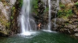 Cửu thác Tú Sơn, dải lụa bạc giữa núi rừng