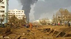 Nổ đường ống dẫn dầu, 22 người Trung Quốc thiệt mạng