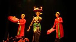 Hà Nội: Trình diễn nghệ thuật hầu đồng