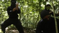Tận mục học viên Ninja thời hiện đại khổ luyện trong rừng