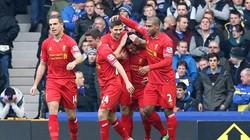 Everton 3-3 Liverpool: Trận derby siêu kịch tính