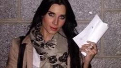 Bạn gái Ramos bị tung ảnh sex bằng miệng