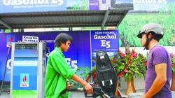 Giải pháp để tăng lượng tiêu thụ nhiên liệu sinh học