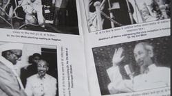 Phát hành quyển tiểu sử Hồ Chí Minh bằng tiếng Hindi
