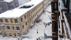 Trung Quốc: Bão tuyết kỷ lục, sập nhà máy 3 tầng, 9 người chết