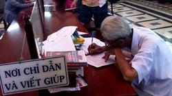 Chuyện người viết thư thuê lâu nhất tại Việt Nam