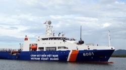 Cảnh sát biển nhận tàu tuần tra hiện đại nhất Đông Nam Á