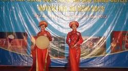 Cao Bằng: Hội thi Thôn nữ giỏi giang duyên dáng