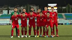 """U23 Singapore tự tin đạt """"đỉnh"""" tại SEA Games"""