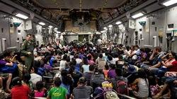 Hình ảnh lính Mỹ hoạt động tích cực ở Philippines