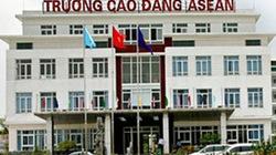 """Trường Cao đẳng ASEAN (Hưng yên): """"Quỵt"""" tiền của sinh viên"""