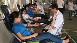 Yên Bái: Hơn 5.000 người tham gia hiến máu