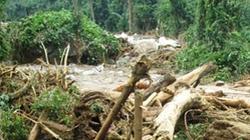 Phú Yên: Tìm thấy thi thể nạn nhân cuối vụ lũ quét