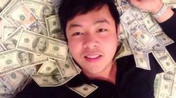 Fan lên án ảnh Quang Lê nằm trên cả đống tiền