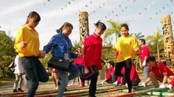 Khoảnh khắc đẹp của Liên hoan thanh niên hữu nghị Việt Nam-Trung Quốc lần 2