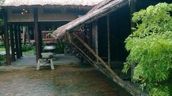 Quần thể kiến trúc 18 nếp nhà cổ của người Việt