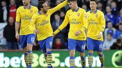 Ramsey tỏa sáng chói lóa, Arsenal thắng quá thuyết phục