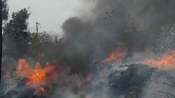 An Giang: Cơ sở phế liệu bị thiêu rụi, một gia đình chết cháy