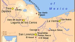 Mexico phát hiện hai hiện vật có niên đại 3.000 năm