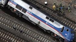 Cận cảnh vụ tai nạn tàu hỏa kinh hoàng ở Mỹ