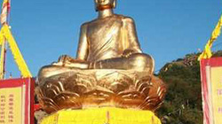 Hô thần nhập tượng lớn nhất Việt Nam tại đỉnh Yên Tử