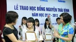 Hà Nội: 22 sinh viên được trao học bổng Nguyễn Thái Bình