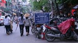 Hà Nội tăng phí trông giữ phương tiện