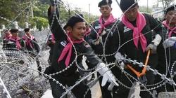 Ngừng biểu tình ở Bangkok trong ngày 5.12