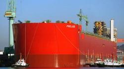 Con tàu khổng lồ nhất thế giới được hạ thủy