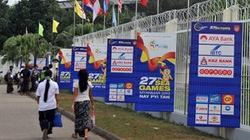 Bên lề SEA Games 27: Đêm vui ở Yangon