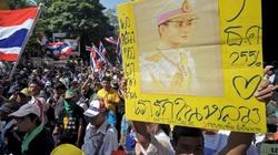 Vua Thái Lan kêu gọi đoàn kết ổn định